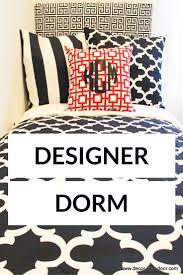 designer dorm room bedding window treatments dorm headboards