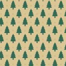 gift wrap christmas trees kraft gift wrap innisbrook wrapping paper