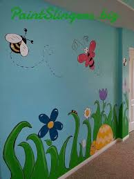 Best  Kids Murals Ideas That You Will Like On Pinterest Kids - Kids rooms murals