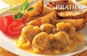 cuisiner avec du gingembre boulettes de dinde aux pêches et gingembre recettes cuisine et