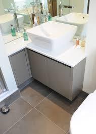 L Shaped Bathroom Contemporary Bathroom Rt006 James Mayor