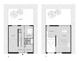 v shaped roof modern square house inspiration home improvement