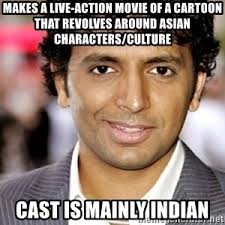 What A Twist Meme - what a twist m night shyamalan meme generator