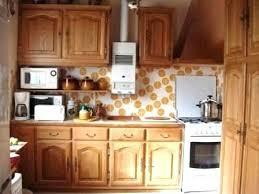 meuble de cuisine en bois massif meuble cuisine massif facade meuble haut cuisine bois massif
