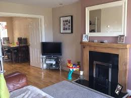 wrm pale grey for north facing room