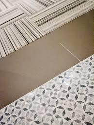 carpet tile in basement houzz