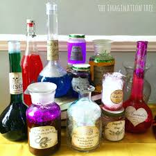 harry potter potions class science activity the imagination tree