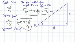 similarity and trig ratios with video lessons worksheets games