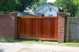 wood gates wood gates and fences youtube