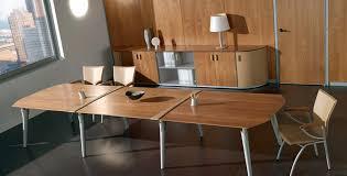 Oak Boardroom Table Contemporary Boardroom Table Steel Oak Rectangular Master