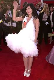 remember bjork u0027s unforgettable swan dress relive more of the