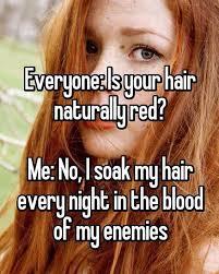 Redhead Meme - redhead red hair dyed dyedinblood soaked spakedinbl flickr