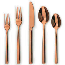 Luxury Cutlery by Rose Gold Cutlery Rose Gold Cutlery Suppliers And Manufacturers