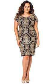 gold dresses for new years 30 plus size new year s party dresses killer kurves