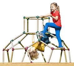 amazon com lil monkey dome climber multicolor toys u0026 games