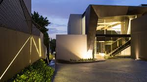 ultra modern exterior interior design ideas
