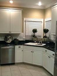 kitchen corner sink ideas kitchens with corner sinks best corner kitchen sinks ideas on