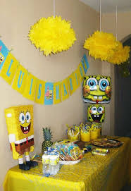 spongebob party ideas 88 best spongebob square birthday party images on