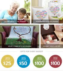 gifts for grandma personalized grandma gifts gifts com