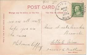 lost messages postcards show importance of horses more than 100