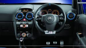 opel cars interior vauxhall corsa vxr blue edition interior wallpaper