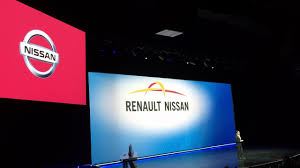 renault nissan logo nissan infiniti renault mitsubishi ceo carlos ghosn at the