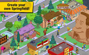 the simpsons tapped out v4 12 0 mega mod apk is here latest