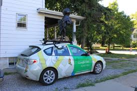 Google Map Michigan by File Google Maps Street View Camera Car 968 West Cross Avenue