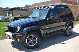 jeep liberty fender flare 2003 used jeep liberty 4dr renegade 4wd at zone motors serving