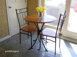 Kitchen Bistro Tables And Chairs Home Design And Gallery - Kitchen table richmond vt