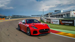 Checkered Flag Jaguar 2017 Jaguar F Type Svr Review And Test Drive With Price
