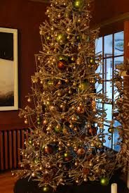 The Best Decorated Tree Images Of Tree Bead Garland Best Home Design Pictures