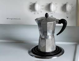 Coffee Boiler is it safe to make coffee in an aluminum coffee maker