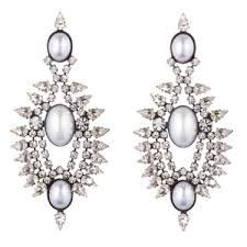 dannijo earrings edgy jewels made for your wedding day