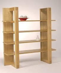 Oak Room Divider Shelves Enchanting Oak Room Divider Shelves With Best 25 Room Divider