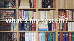 how i organise my bookshelf 2016 youtube