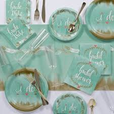 bridal shower party supplies bridal shower paper plates wayfair