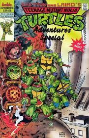 teenage mutant ninja turtles adventures special volume comic vine