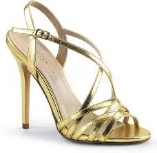 overlapping criss cross straps heel ankle sandals shoes