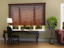 decor remarkable wooden blinds lowes for modern window decoration