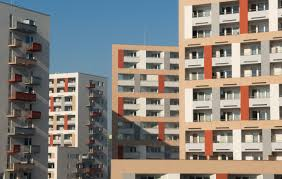modern apartment buildings free stock images by libreshot
