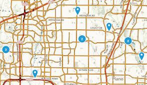 map plano best trails near plano 338 photos 464 reviews alltrails