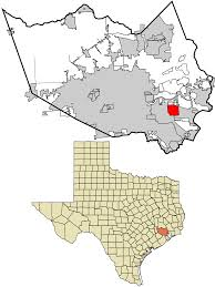 Texas State Parks Map by Deer Park Texas Wikipedia