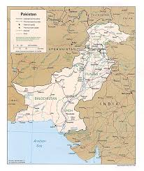 Mapquest Maps Maps Of Pakistan