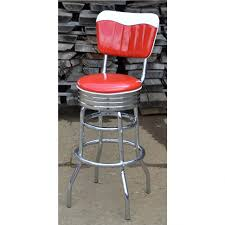 american diner bar stools stool stool diner bar stools american retro with backrest