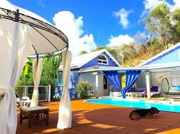 chambre d hote guadeloupe maison d hotes à le gosier guadeloupe avec piscine 2 chambres et