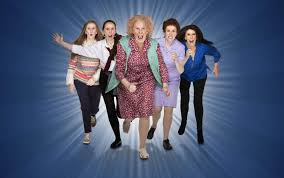 should we be bovvered by catherine tate u0027s live show u2013 review