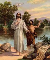 garden of praise the baptism of jesus bible story