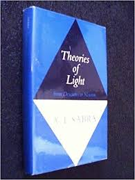 Child Of Light Free Trade Theories Of Light From Descartes To Newton A I Sabra