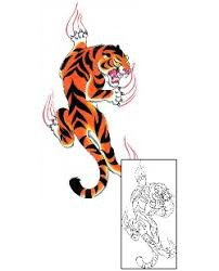 johnny tiger tattoos